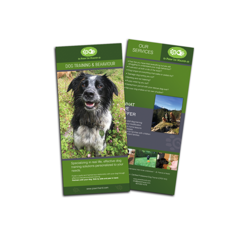 squamish brochure design