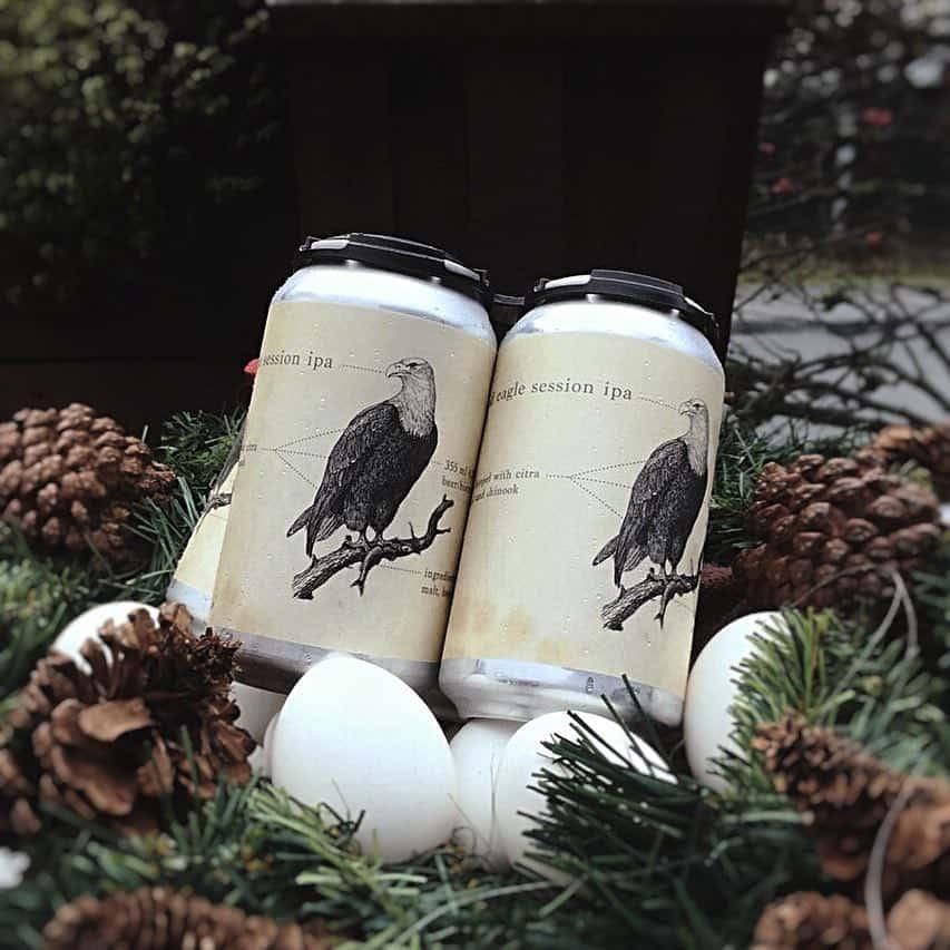 Howe Sound beer can design