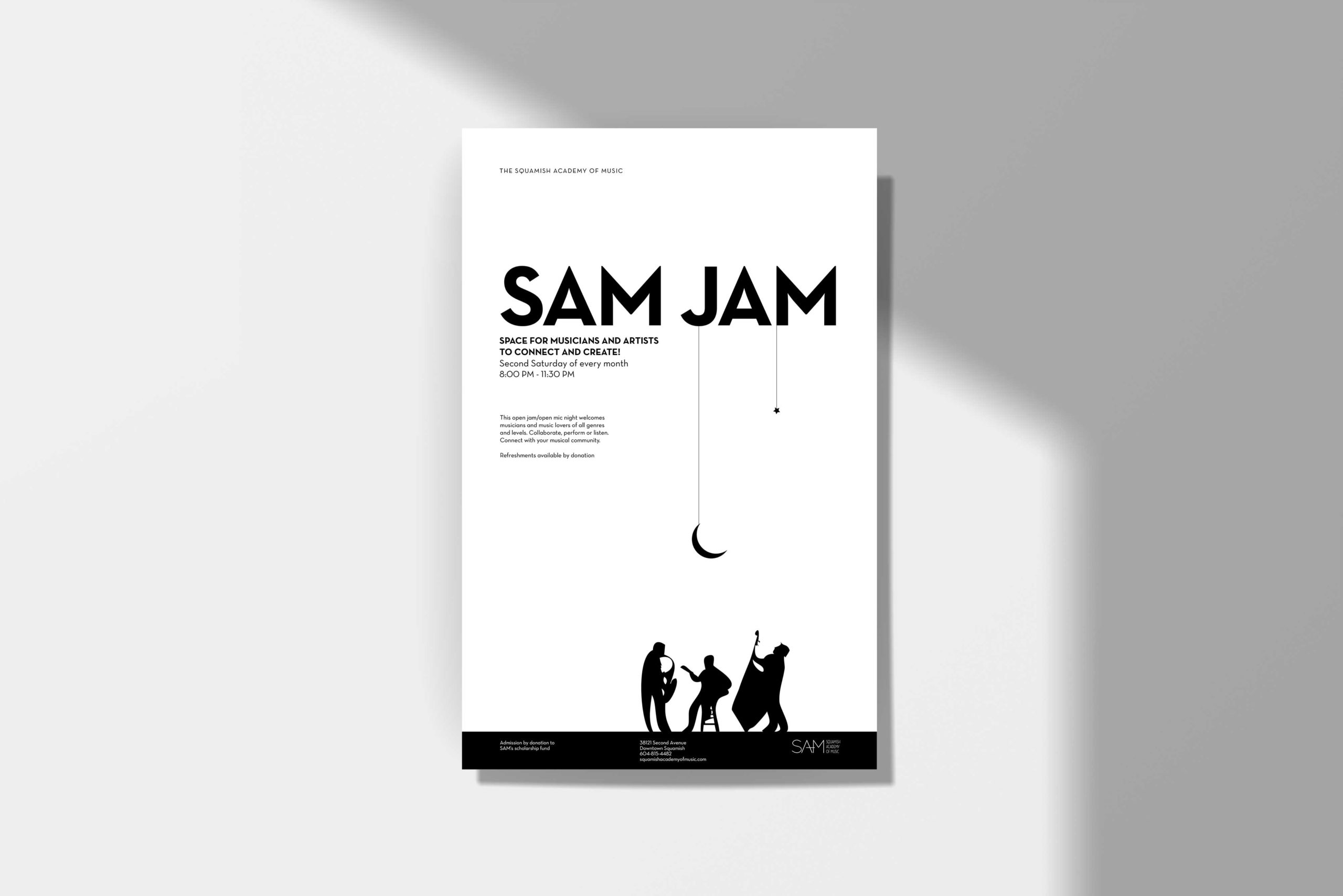 poster design squamish