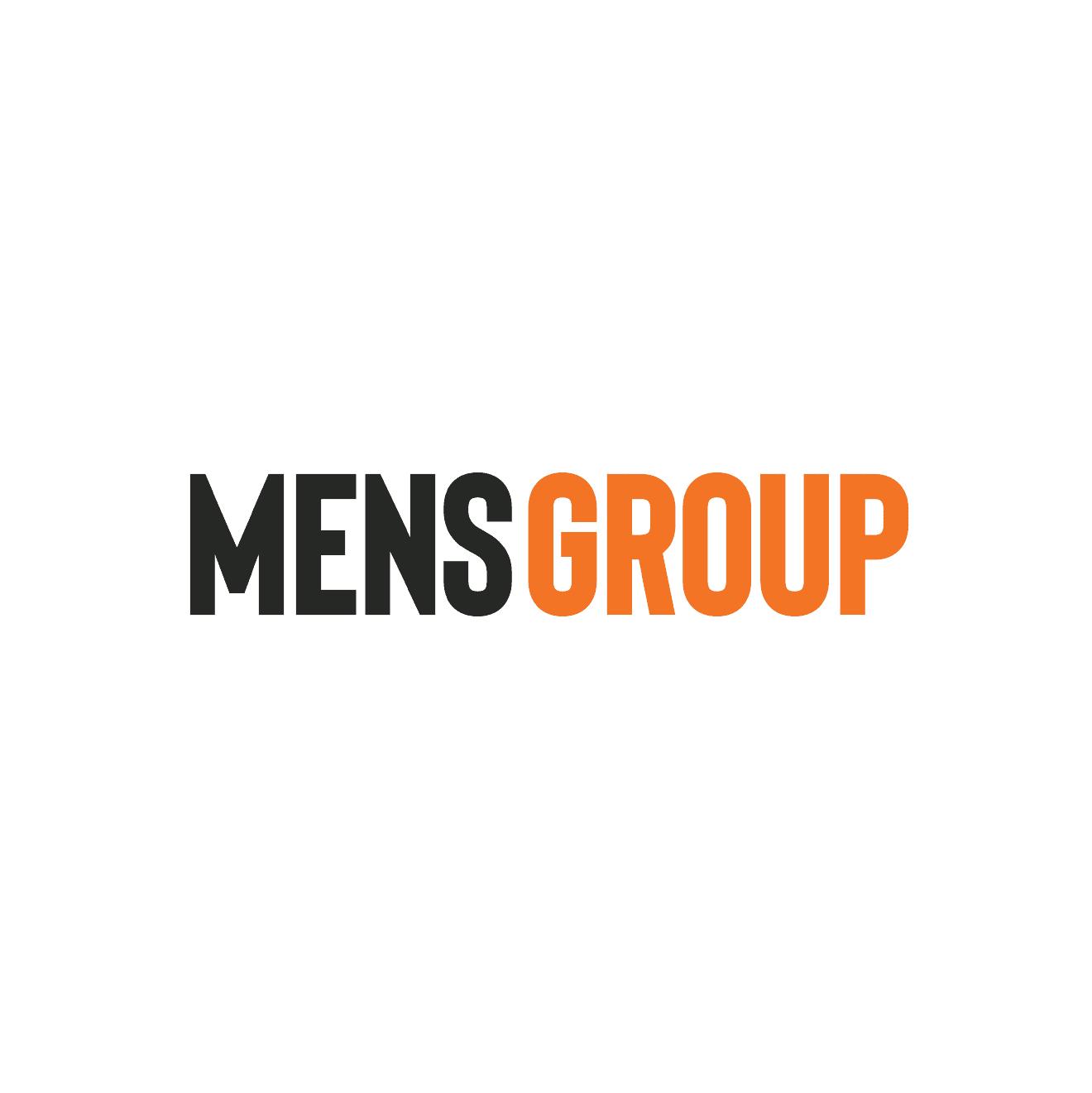 MensGroup logo design