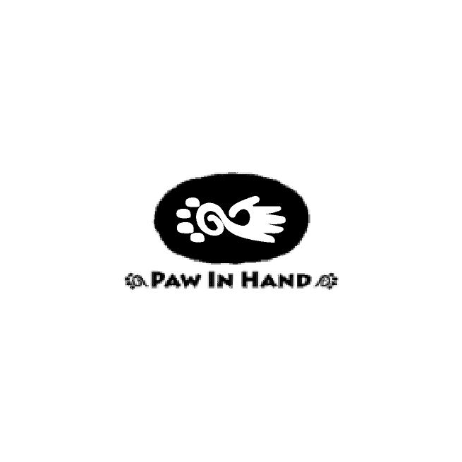 Paw in Hand Brand Identity