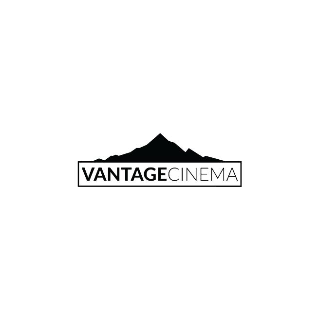 Vantage Cinema Logo Design
